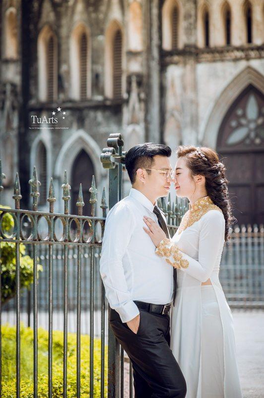Chụp ảnh cưới đẹp HN 4