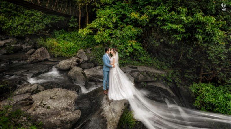 studio chụp ảnh cưới đẹp tam đảo