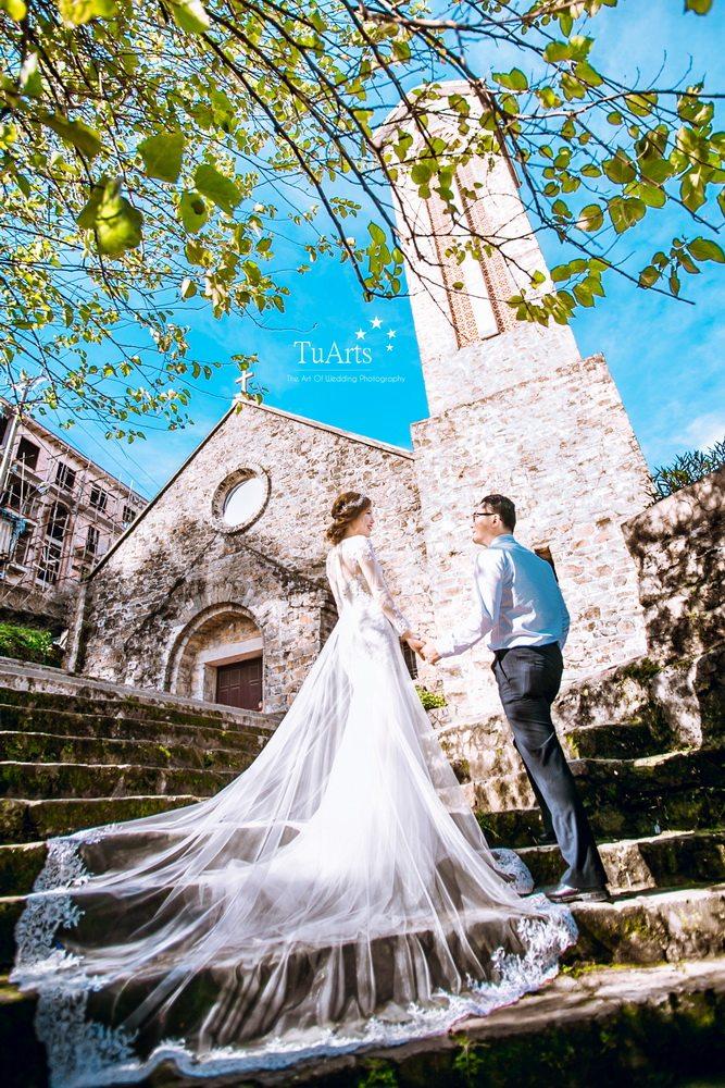 Ảnh cưới đẹp tại Tam Đảo4
