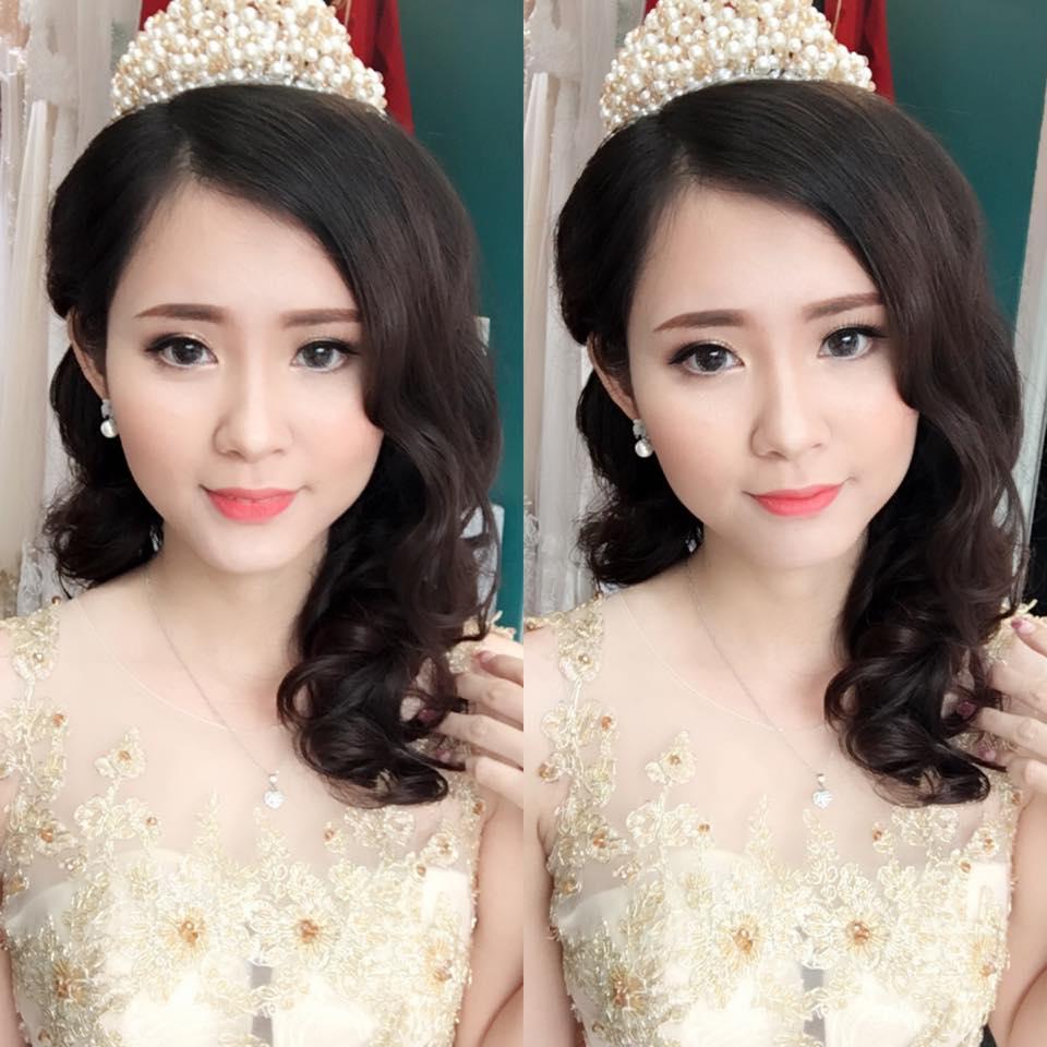 Cô dâu xinh đẹp của TuArts