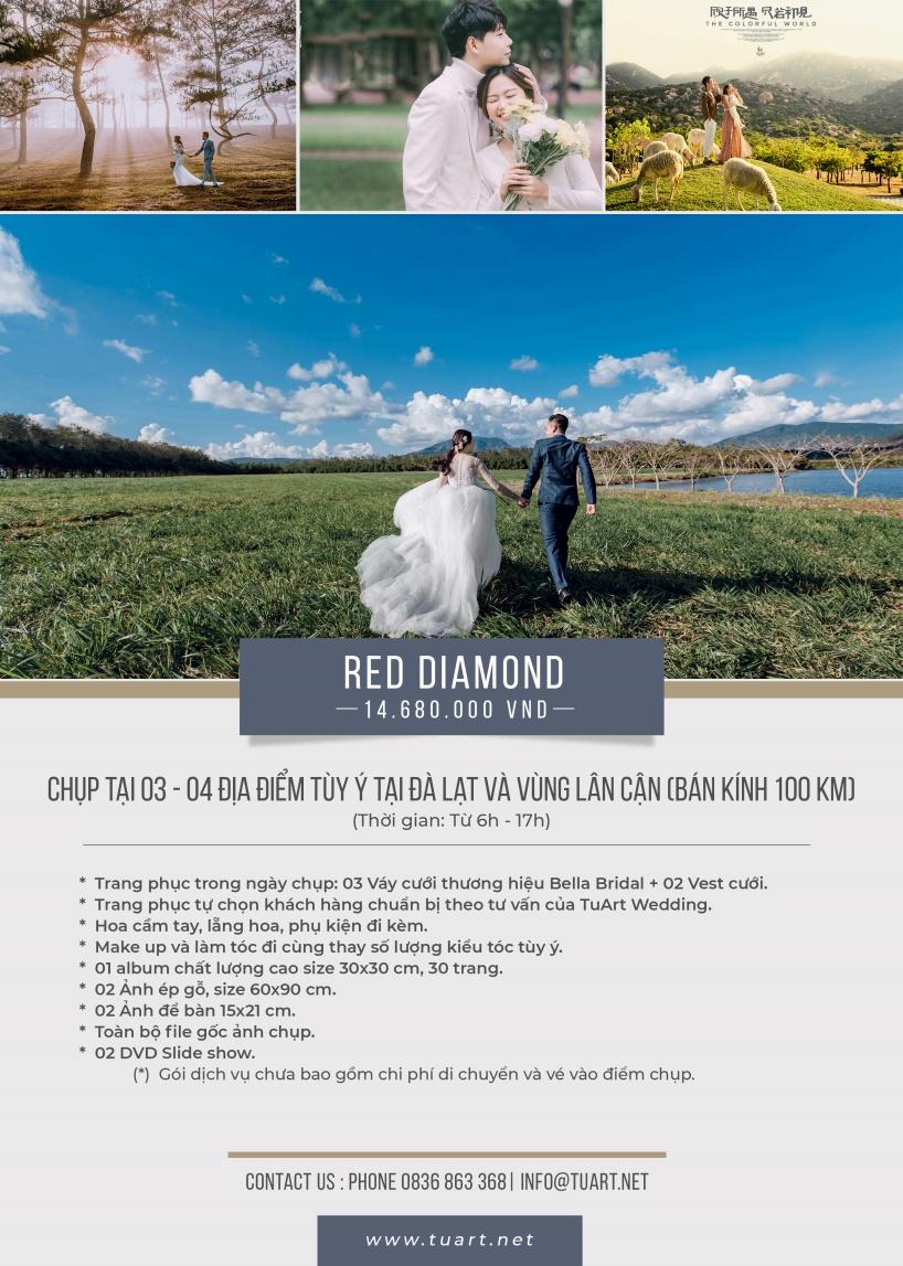Chụp ảnh cưới đẹp ở Đà Lạt 4
