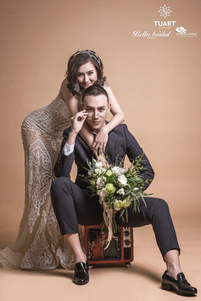 chụp ảnh cưới phong cách Hà Quốc