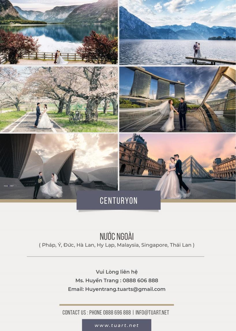 chụp ảnh cưới đẹp ở HCM 13