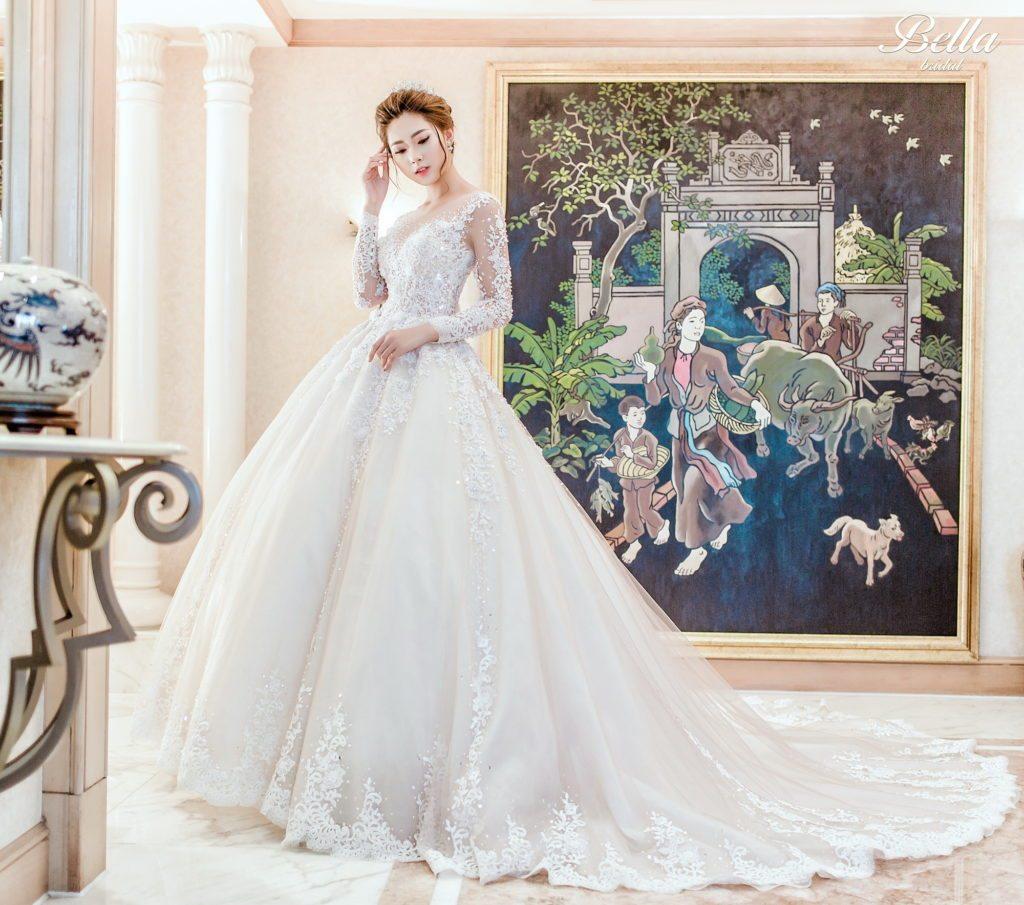 váy cưới đẹp 34