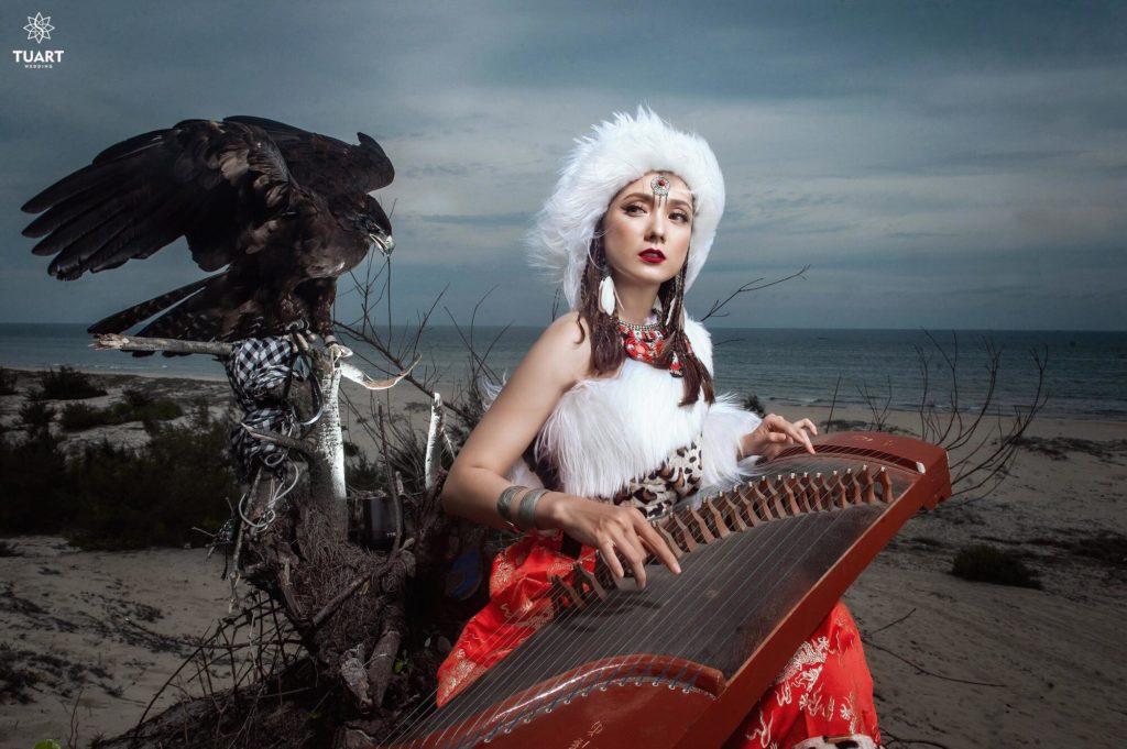 Album chụp ảnh cưới Đà Nẵng Concept Mông Cổ