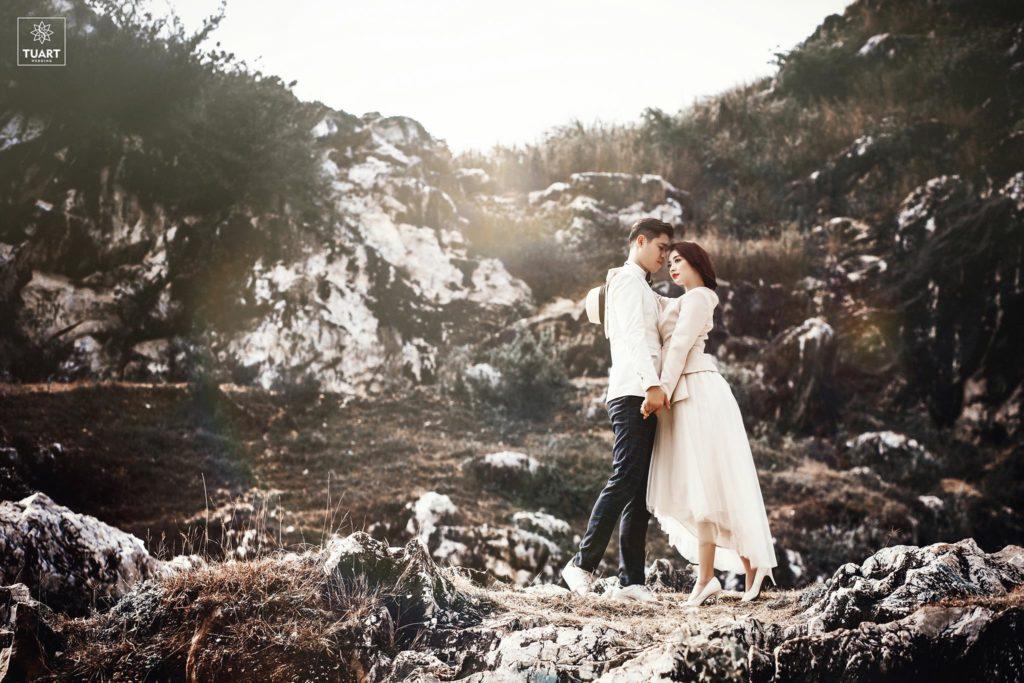 Album tại Núi Trầm – Album ảnh cưới đẹp tại Hà Nội