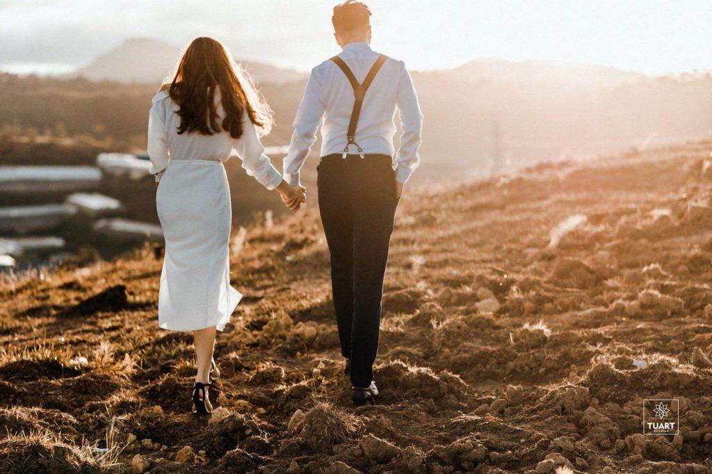 chụp ảnh cưới đẹp tại Đà Lạt