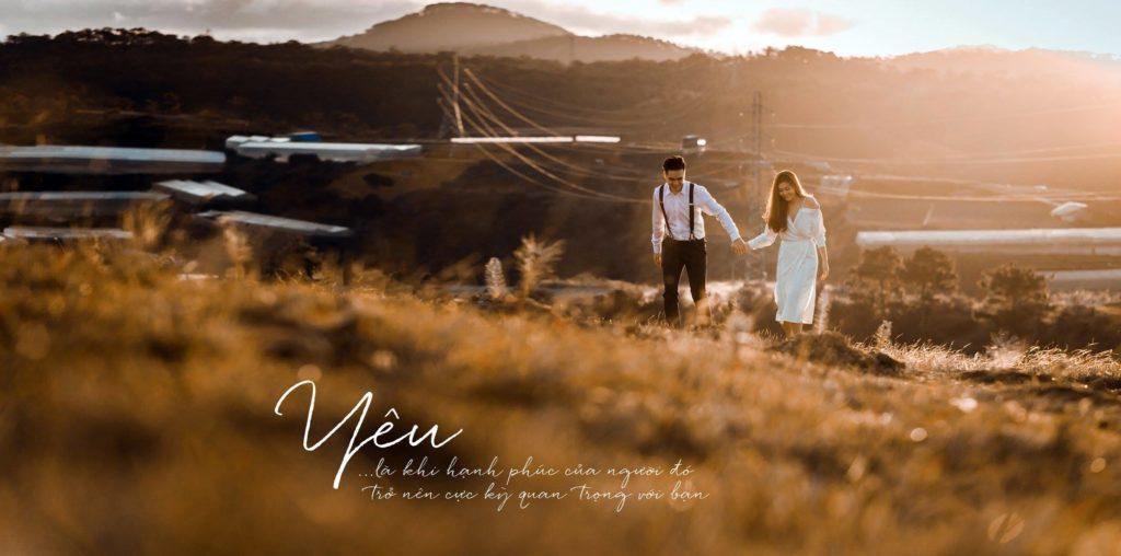 Album tổng hợp ảnh cưới đẹp tại Đà Lạt