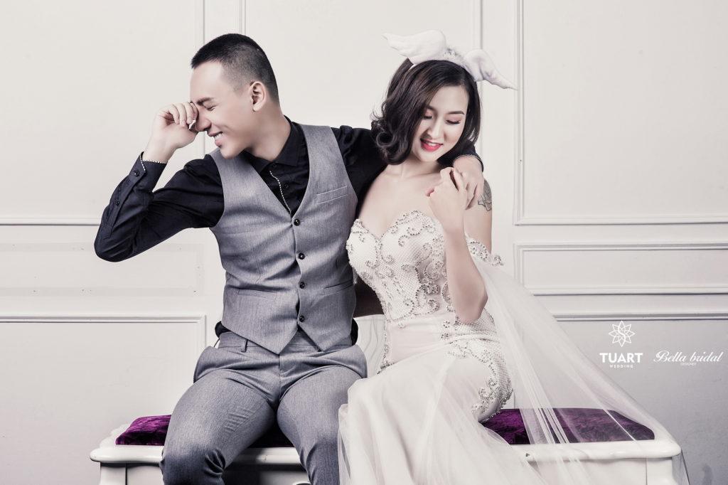 Album chụp ảnh cưới Concept Hàn Quốc