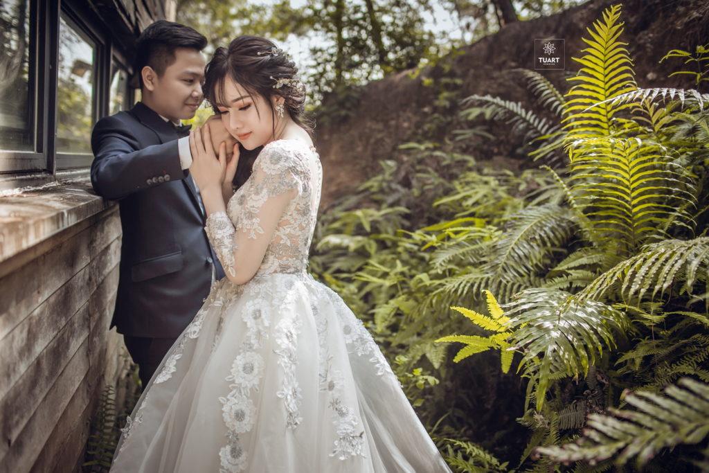 Album ảnh cưới đẹp tại Hidden Villa – Sóc Sơn