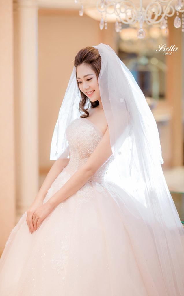 Váy cưới đẹp cao cấp Hà Nội