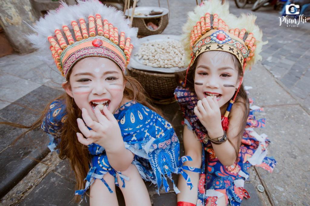 Album concept Thổ Dân: Kháng Linh & Susi Bảo Anh