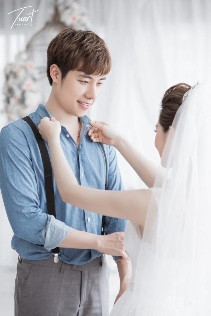Chụp ảnh cưới khi đi trăng mật để tiết kiệm chi phí và thời gian