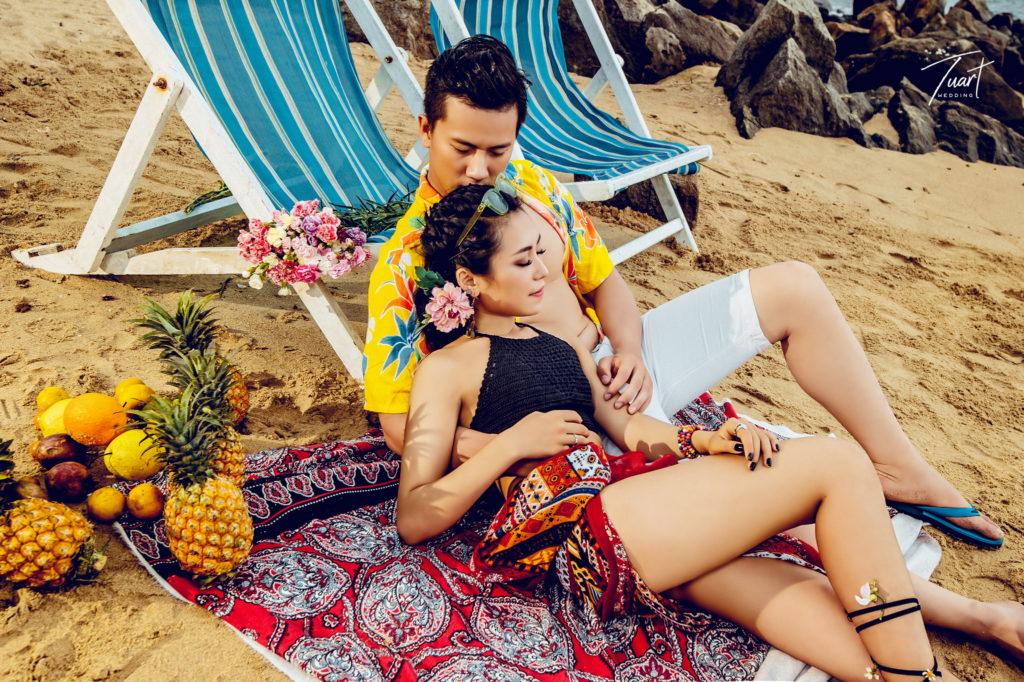 Album chụp ảnh cưới Đà Nẵng phong cách Độc – Lạ