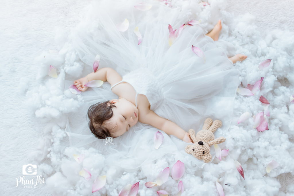 Một số kinh nghiệm khi chụp ảnh cho bé