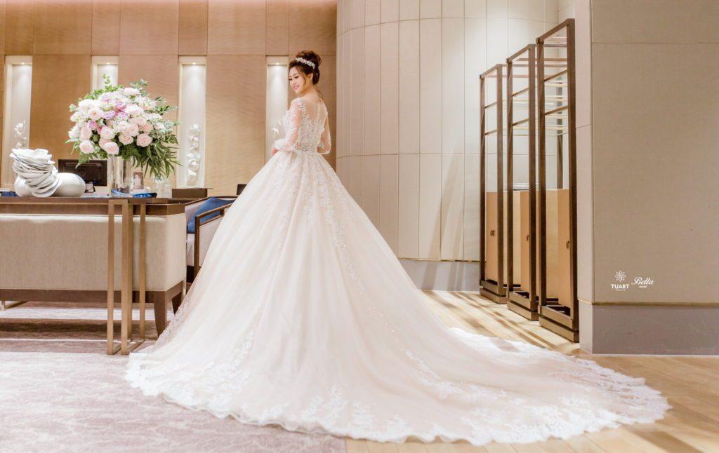 váy cưới đẹp 523