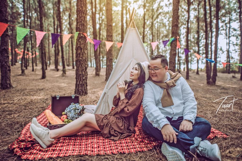Album ảnh cưới Đại Lải: Darren Koh – Phương Trang