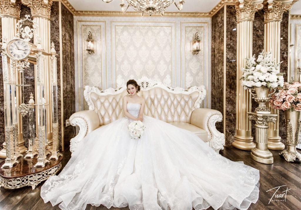 chụp ảnh cưới Concept phong cách Hàn Quốc