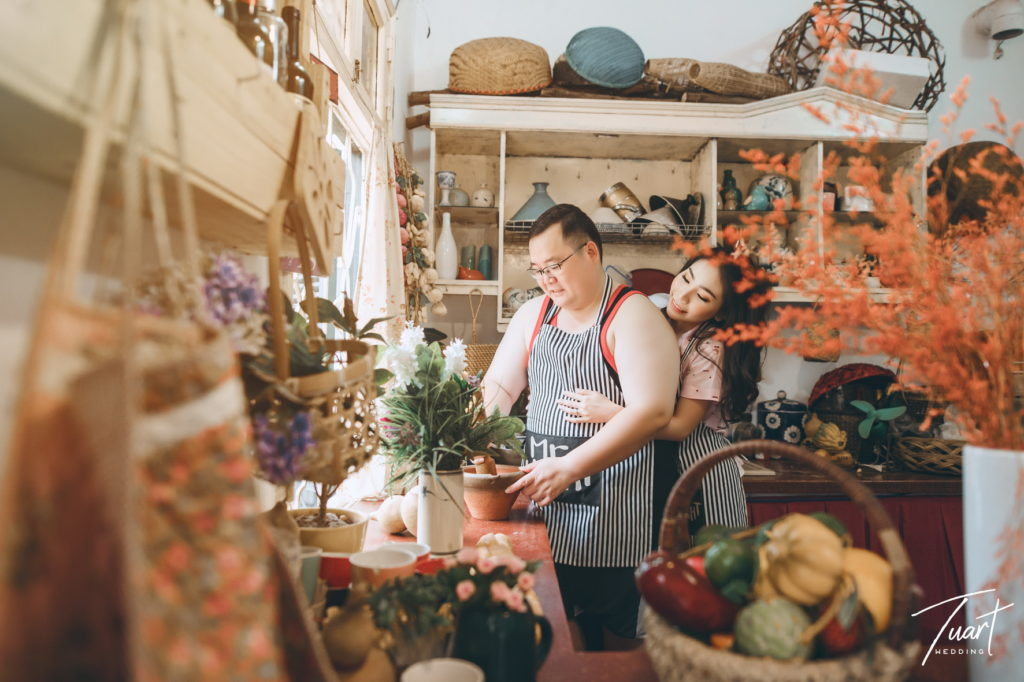 Studio chụp ảnh cưới đẹp ở TP.HCM – Sài Gòn