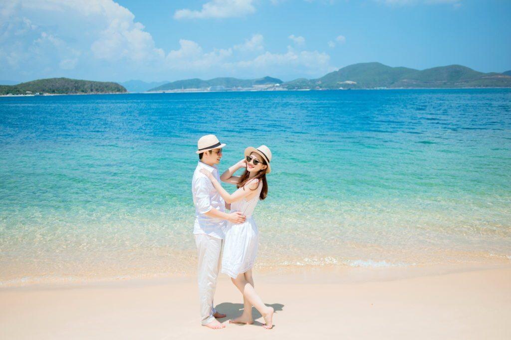 Những địa điểm chụp ảnh cưới đẹp nhất ở miền Nam