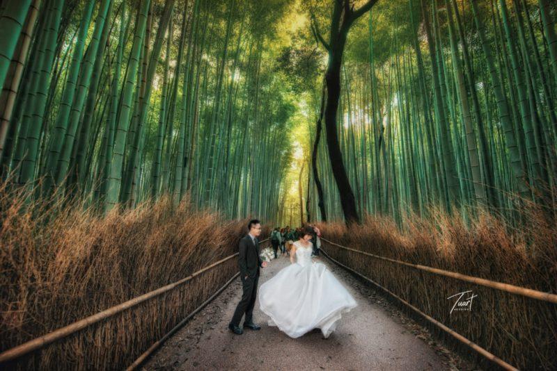 hình cưới đẹp ở nước ngoài
