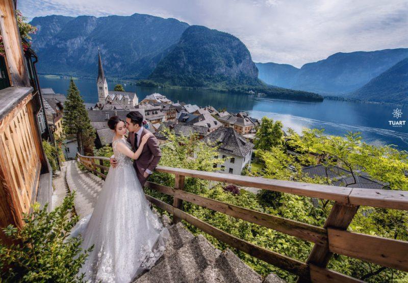 ảnh cưới đẹp ở nước ngoài
