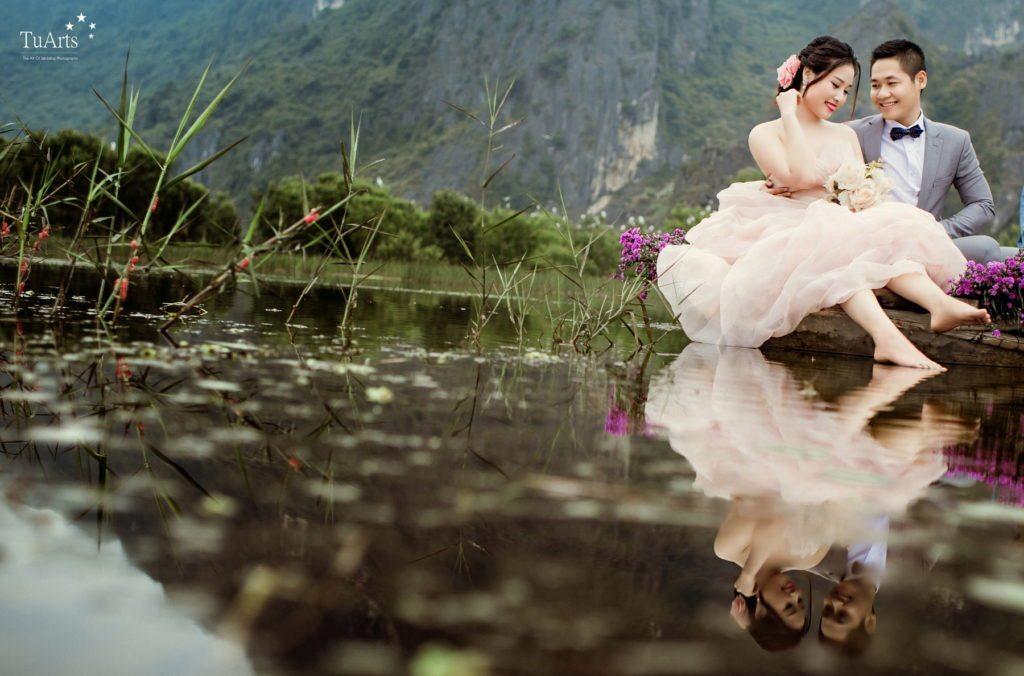 Studio chụp ảnh cưới đẹp tại Hà Nội 2015 4