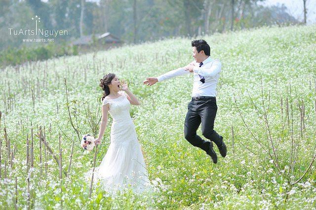 ẢNH CƯỚI MỘC CHÂU: Album ảnh cưới đẹp ở Mộc Châu