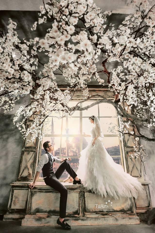 Váy cưới cao cấp Hà Nội: Thương hiệu Bella Bridal 2