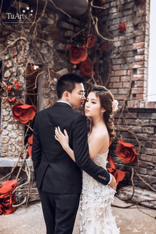 Phim trường chụp ảnh cưới ở Hà Nội 3