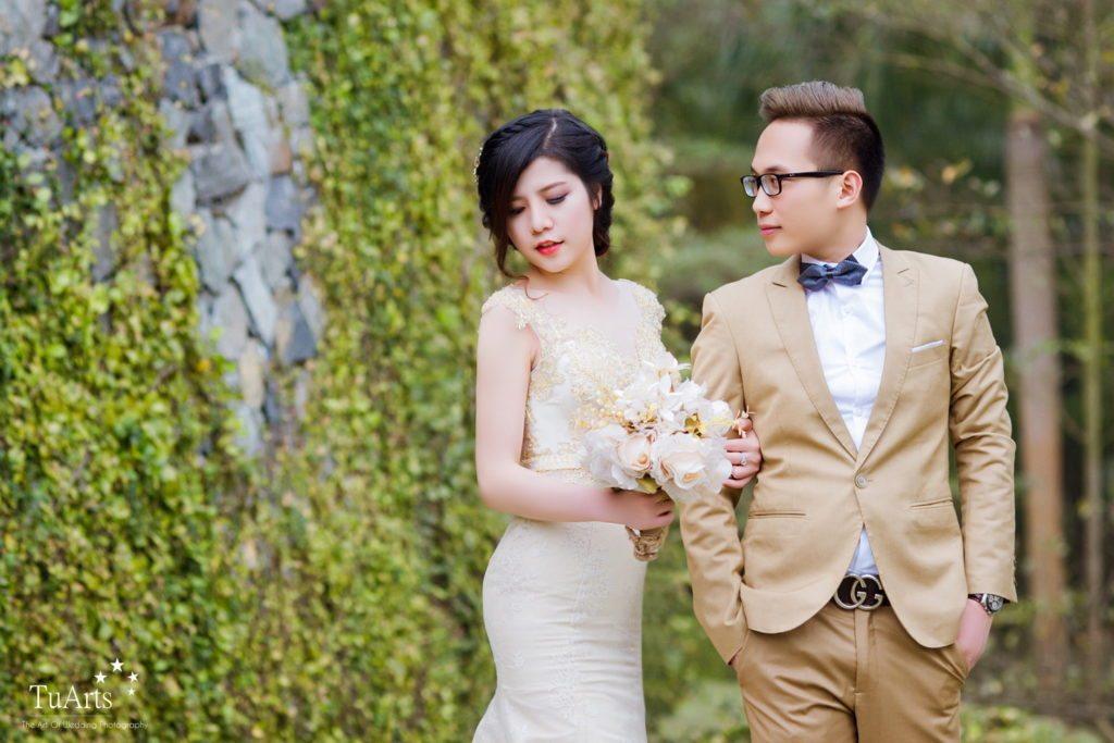 Ảnh cưới đẹp ở Flamingo Đại Lải Resort. 7