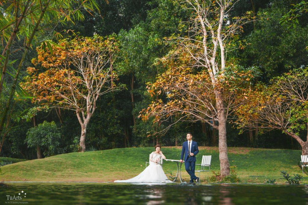 Chụp ảnh cưới hàn quốc tại hà nội 1