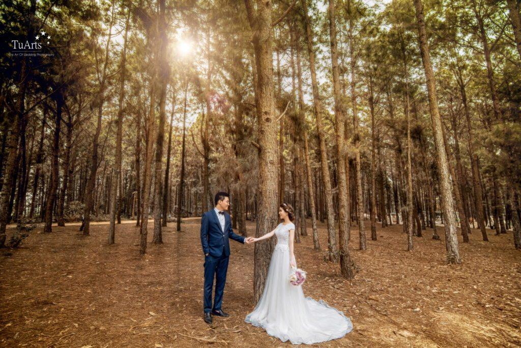 Ảnh cưới đẹp ở Flamingo Đại Lải Resort. 1