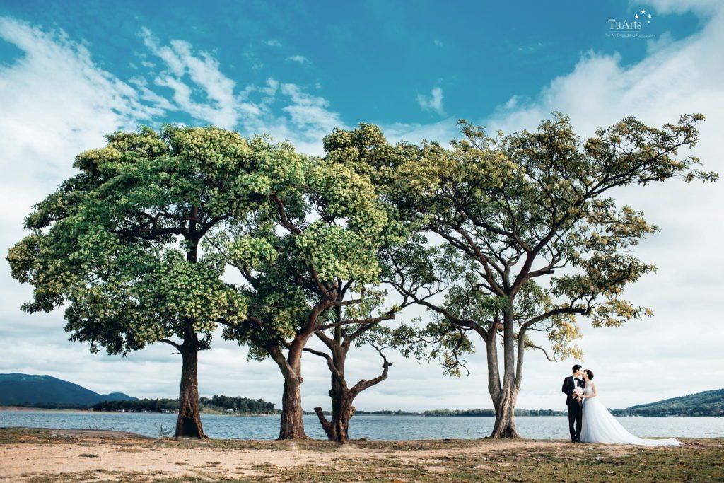 Ảnh cưới đẹp ở Flamingo Đại Lải Resort. 20