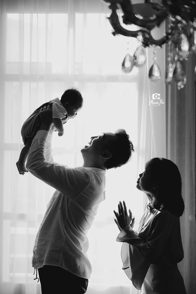 studio chụp ảnh gia đình