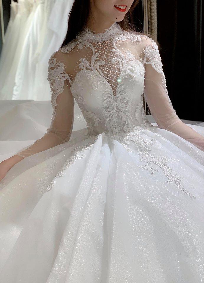 váy cưới đẹp hải dương