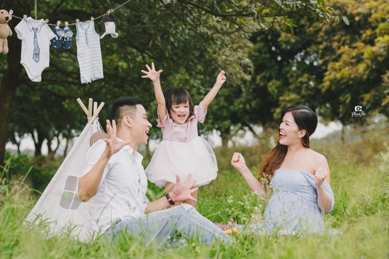 chụp gia đình hà nội
