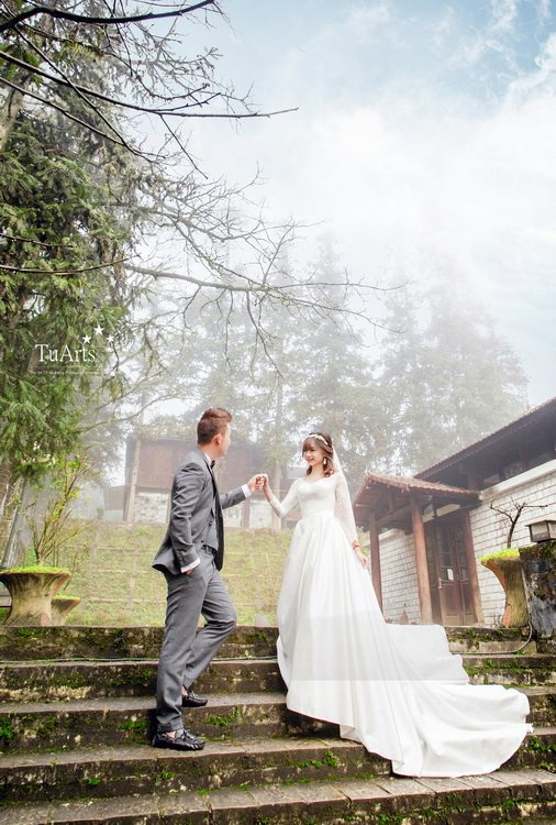 Những địa điểm chụp ảnh cưới đẹp ở miền Bắc 6