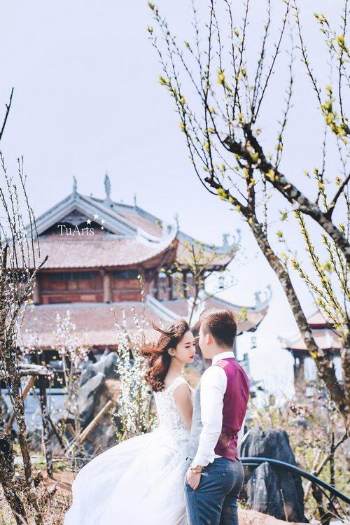 Studio chụp ảnh cưới đẹp tại Hà Nội 2015 7