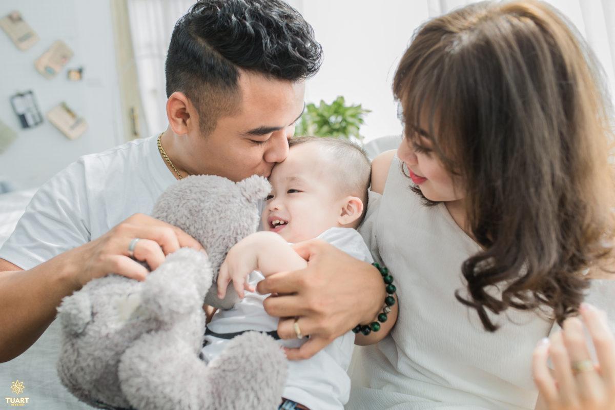chụp ảnh gia đình đẹp hà nội