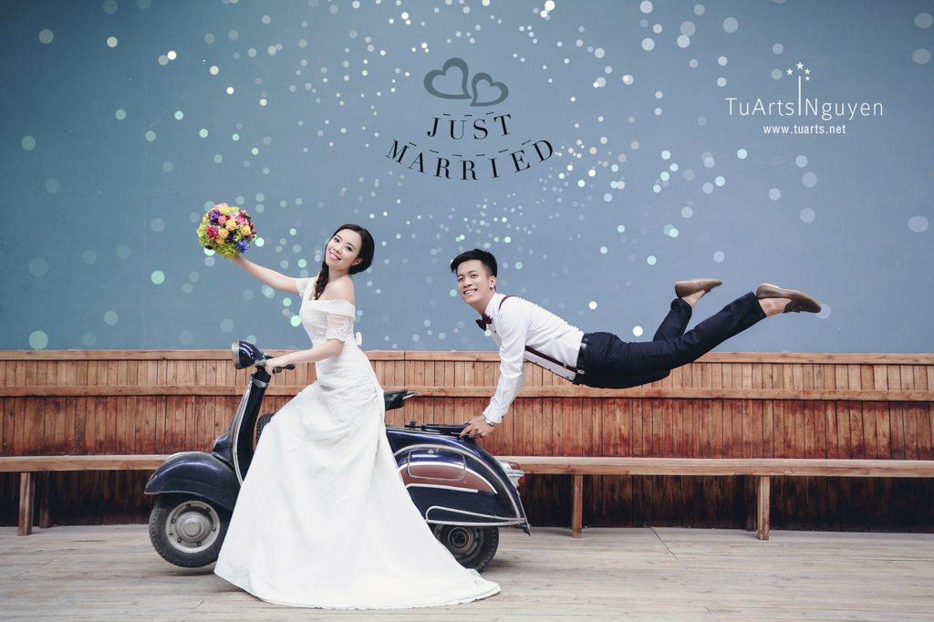 Tổng hợp và đánh giá các phim trường chụp ảnh cưới Hà Nội 9