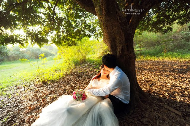 ẢNH CƯỚI HÀ NỘI: MINH – LAN (Album ảnh cưới đẹp Hà Nội)