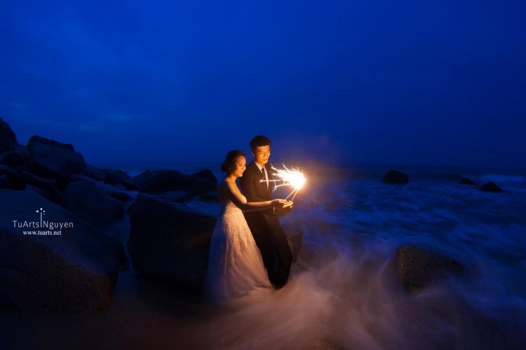 ẢNH CƯỚI THIÊN CẦM: HOANG THUY (Album ảnh cưới đẹp tại Biển Thiên Cầm)