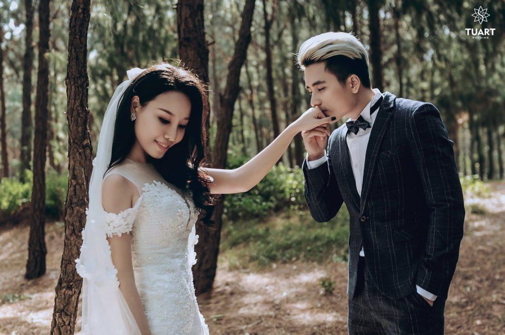 Chụp ảnh cưới phong cách Hàn Quốc tại Hà Nội 2