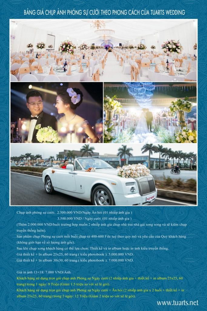 Báo giá Chụp ảnh cưới ha noi 11
