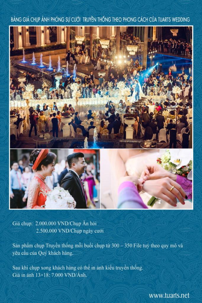 Báo giá Chụp ảnh cưới ha noi12
