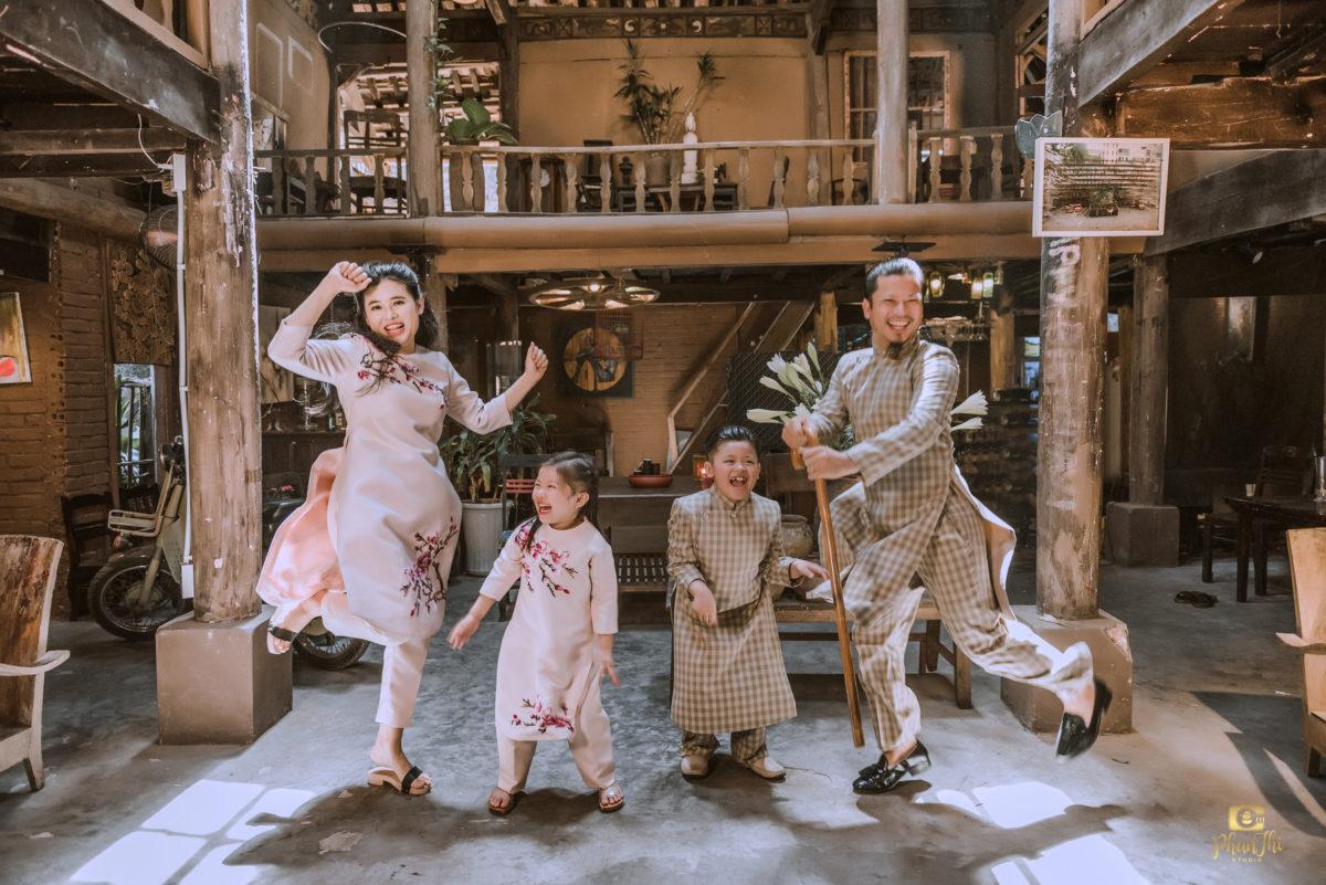 chụp ảnh gia đình đẹp