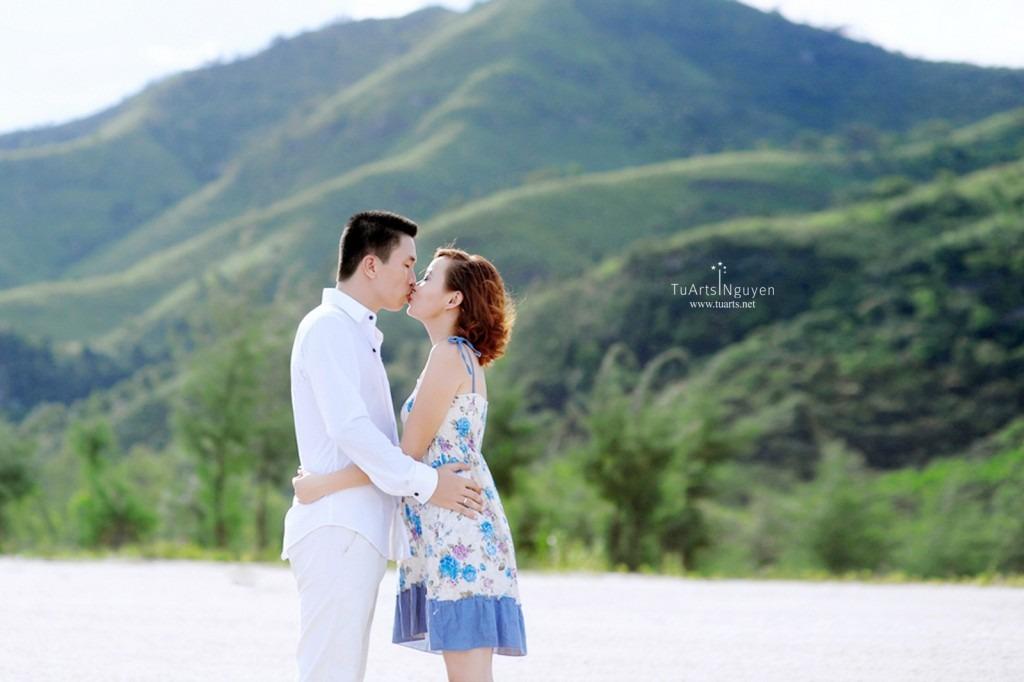 Album tại Vân Đồn : Tùng & Ngọc Anh – Album chụp ảnh cưới đẹp