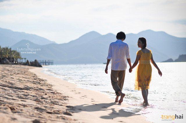 ẢNH CƯỚI NHA TRANG: HẢI – TRANG (Album ảnh cưới đẹp tại Nha Trang)