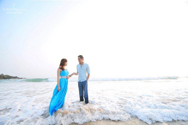 ẢNH CƯỚI HÀ TĨNH: VIỆT – QUYÊN (Album ảnh cưới đẹp tại Đèo Ngang Hà Tĩnh)